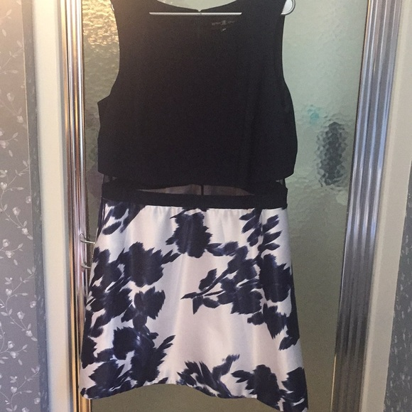 Dillard\u0027s short semi formal dress. NWT